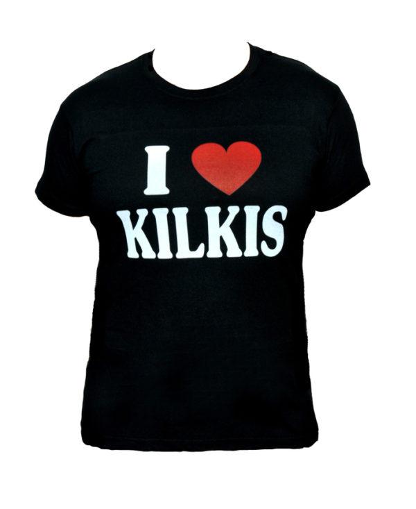 Κοντομάνικο T-shirt I Love Kilkis