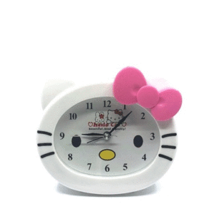 Hello Cat Παιδικό Ρολόι Ξυπνητήρι