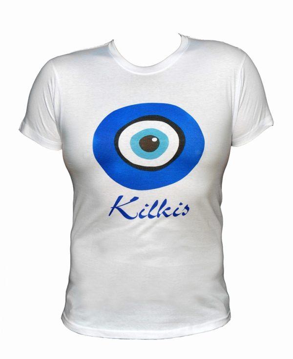 Μπλουζάκι Βαμβακερό Μάτι